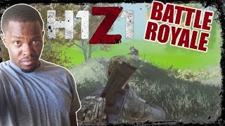 Battle Royale H1Z1 Gameplay - ALL BY MYSELF! | H1Z1 BR Gameplay