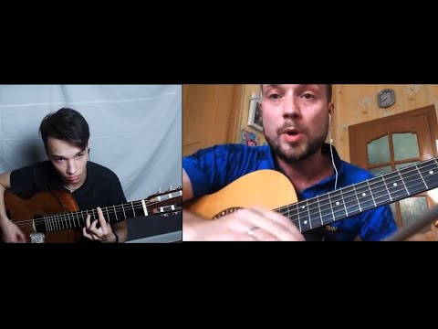 Online Guitar Lessons (Pretended To Be A BEGINNER)
