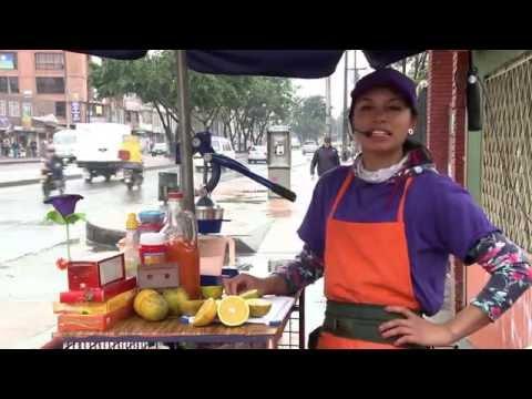 Ángela, vendedora de jugos - Embarazo