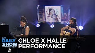 """Chloe X Halle   """"The Kids Are Alright"""" And """"Warrior"""" 