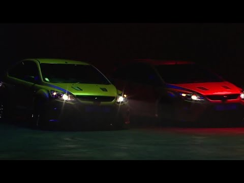 Amazing Dancing Ford Focus RS | Top Gear Live 2014 Glasgow