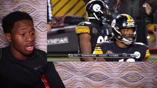 ANTONIO BROWN FOR MVP?? RAVENS VS STEELERS WEEK 14 NFL GAME HIGHLIGHTS REACTION