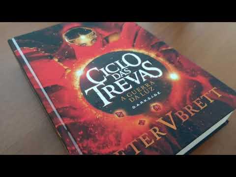 Review - Livro A Guerra da Luz - Ciclo Das Trevas - Vol. 3