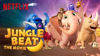 Jungle Beat: The Movie Trailer � Netflix Futures