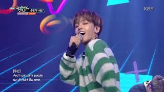 습관적 VIBE   1TEAM [뮤직뱅크 Music Bank] 20190419
