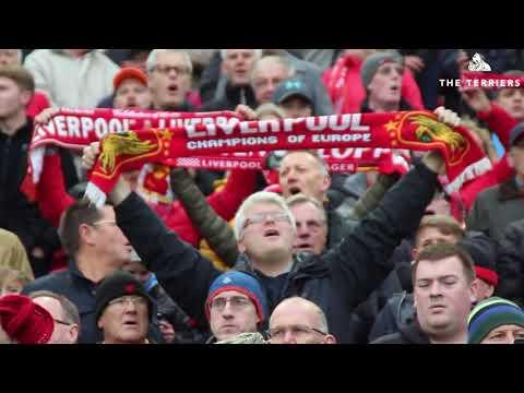 MATCH DAY: Liverpool vs Huddersfield Town