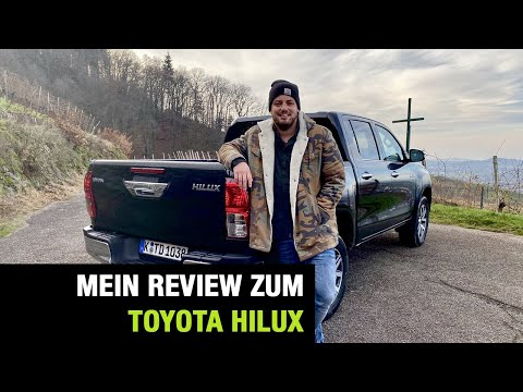 "2020 Toyota Hilux ""Comfort"" Double Cap (150 PS) Fahrbericht 