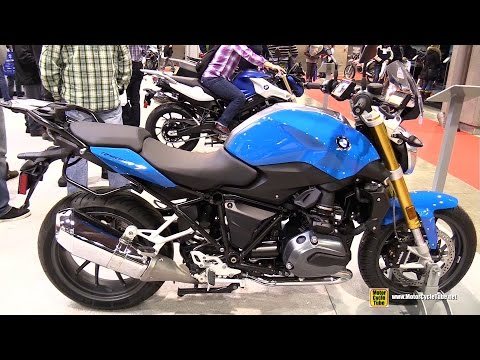 2015 BMW R1200R - Walkaround - 2015 Salon Moto de Quebec