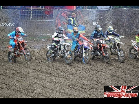 AMCA Vets/2 Stroke & Youth Championship 2018 - Round 6 - Brookthorpe