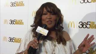 McDonald's 365 Black Awards 2013 Golden Carpet