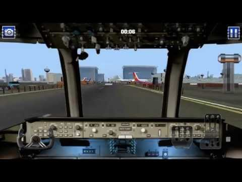 Video of AIRBUS PARKING 3D