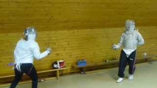 preview picture of video 'Fecht UNION Eisenstadt (Training)'