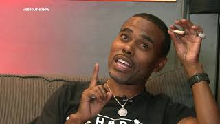 Lil Duval in The Trap! W/ Dc young fly & Karlous Miller
