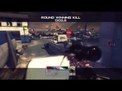Global Dark Sniping Promo