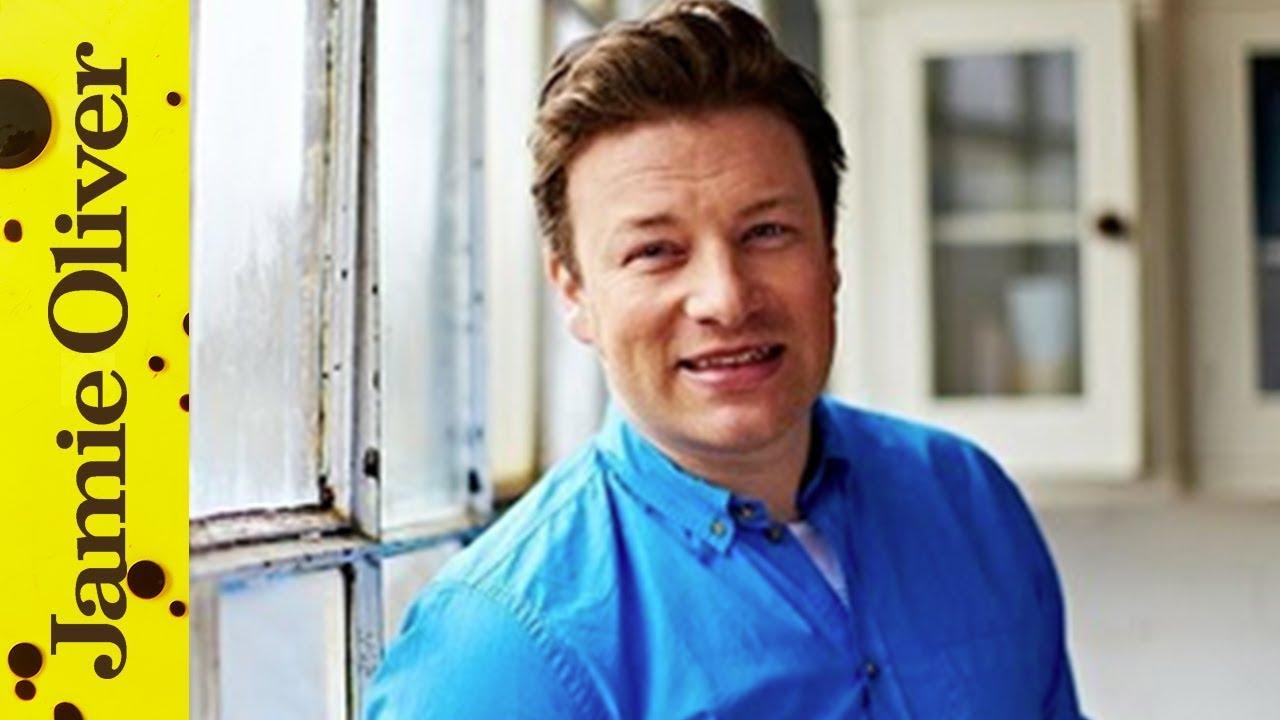 Jamie Oliver was LIVE