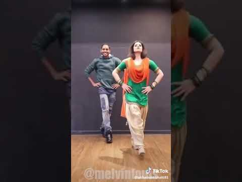 Zareen khan best dance TicTok
