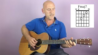 Big Bill Broonzy - When did you leave heaven - Guitar lesson by Joe Murphy