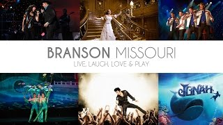 Live, Laugh, Love and Play in Branson  Video