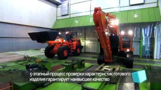 Дорожно - строительная техника Doosan - экскаваторы, погрузчики, самосвалы.