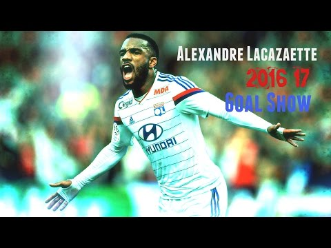 Alexandre Lacazette|| 2016/17|| Season so far...