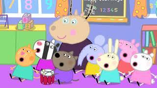 Peppa Pig En Español Completos 🐻 Teddy Visita A Peppa ⭐️ Compilación De 2019 ⭐️ Dibujos Animados