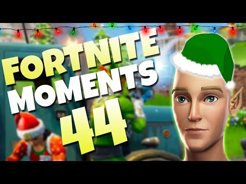 THESE NEW BUGGED ANIMATIONS ARE HILARIOUS! | Fortnite Daily Funny and WTF Moments Ep. 44