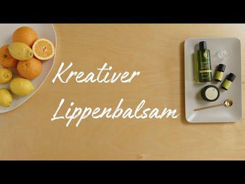 Kreativer Lippenbalsam (DE)
