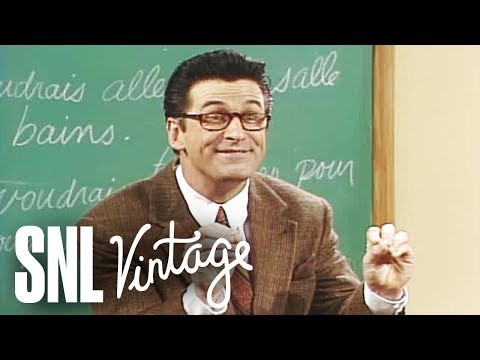 Monsieur Nobek Teaches Français - SNL