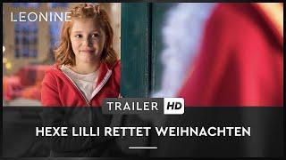 Hexe Lilli rettet Weihnachten Film Trailer
