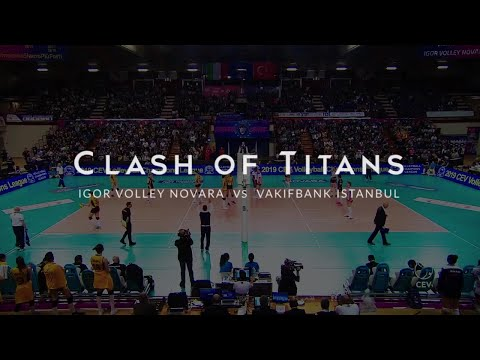 Preview video CEV Champions League - Semifinale 2019