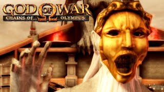 GOD OF WAR CHAINS OF OLYMPUS: GOD MODE - CHARON 2° ROUND! #11