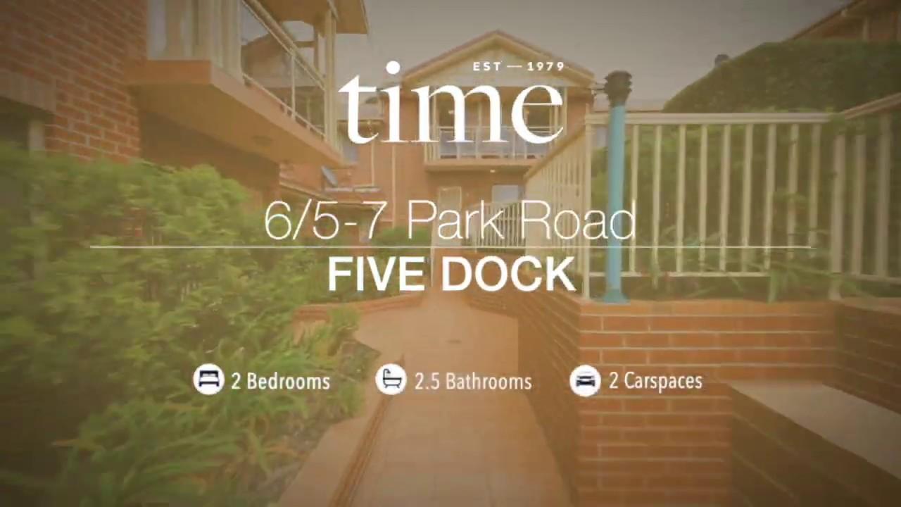 6/5-7 Park Road, Five Dock NSW