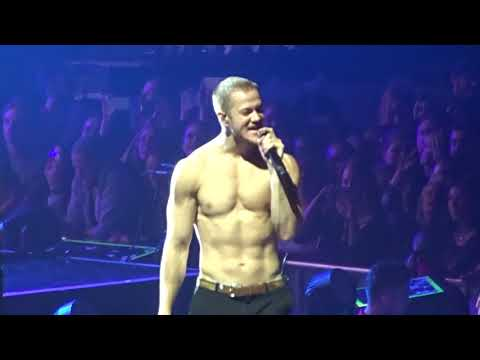 Imagine Dragons Thunder Live 2018 Stockholm Sweden