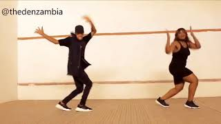 Trending Zambian dance - Fwedede