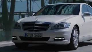 Mercedes-Benz S-Class W221 Restyling Official Trailer