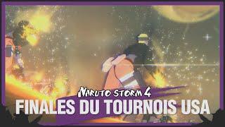 Naruto Storm 4 - Finales du tournois américain : Wizard Word Gaming