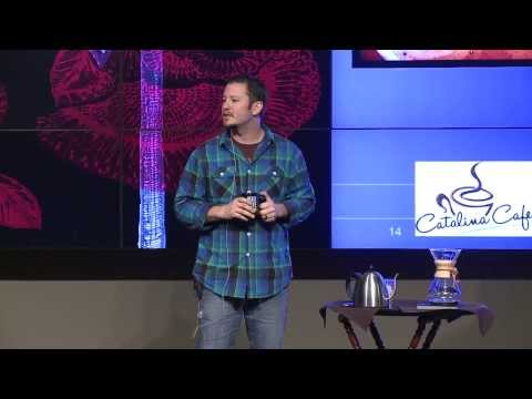 The science and pressure of a barista: Maurice Moulton at TEDxFSU