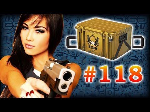 [ОТКРЫТИЕ КЕЙСОВ] Counter-Strike GO - #118 - ЭПИК!!!