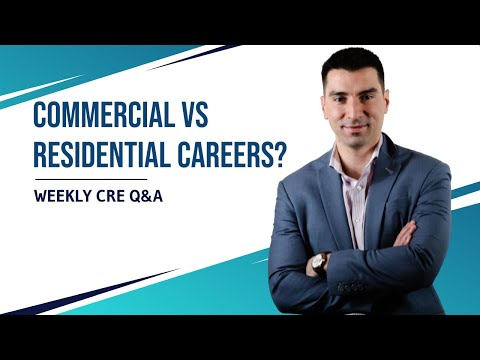 , title : 'What is the difference between commercial and residential real estate?