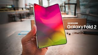 The Real Samsung Galaxy Fold 2