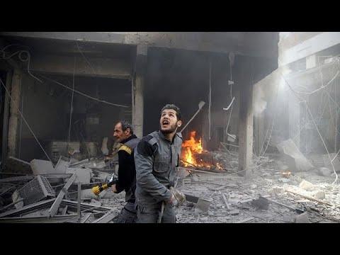 Άγριες μάχες σε τρία μέτωπα της Συρίας