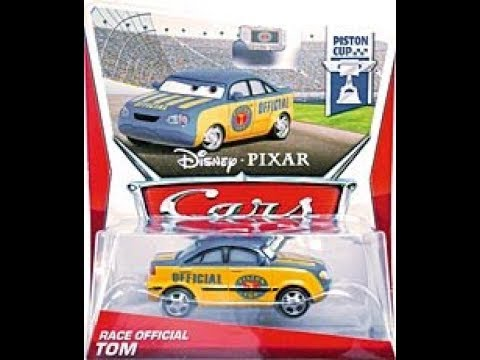 The Whole Disney Cars 2013 Piston Cup Diecast Series Ranked Worst To Best-part 2
