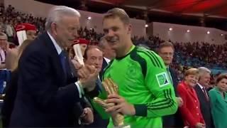 2014FIFAワールドカップハイライト/GKマヌエルノイアー