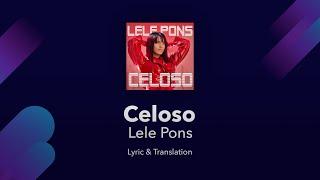 Lele Pons   Celoso Lyrics English Translation And Spanish Dual Lyrics