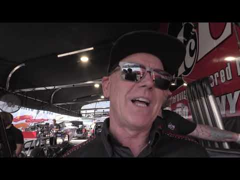 PAUL LEE'S NHRA U.S. NATIONALS EVENT DIARY - SUNDAY EDITION