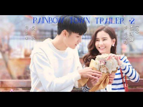 Rainbow Town Trailer #2 : Wang Jue and Qiaoqiao (ENG SUB)