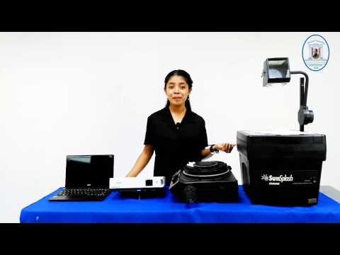 Uso de el Retro proyector en la educación