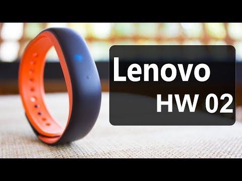 Lenovo HW02 Smart Bracelet & Health tracker Review Battery test