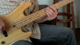 D'Angelo 'Send It On' Pino Palladino's bassline cover