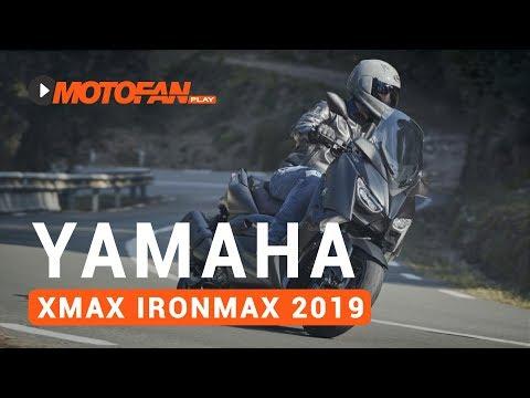 Vídeos de la Yamaha Xmax 300 Iron Max